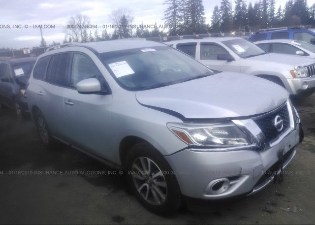 Inventory #711335106 2013 Nissan PATHFINDER
