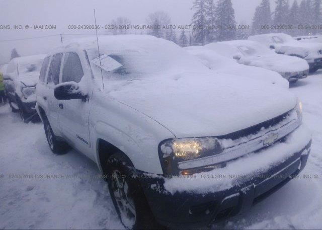 Inventory #471630626 2003 Chevrolet TRAILBLAZER