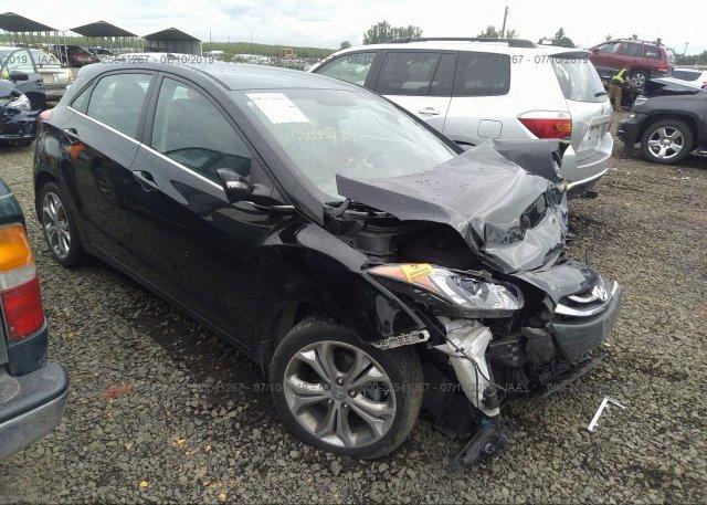 Inventory #243225542 2014 Hyundai ELANTRA GT