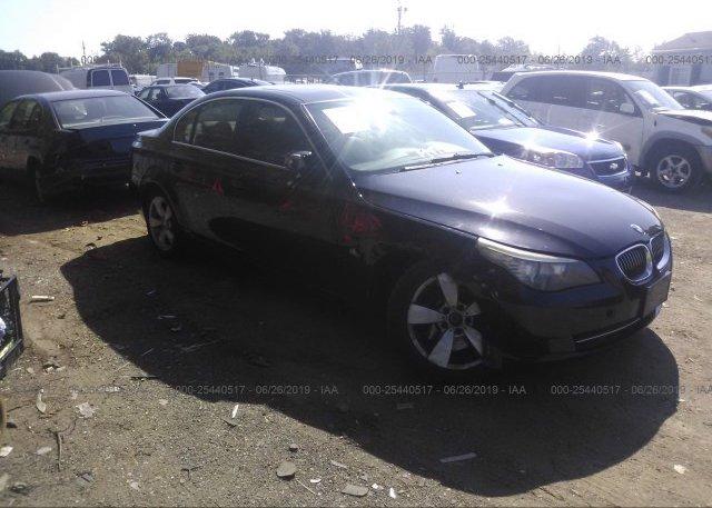 Inventory #803918801 2008 BMW 528