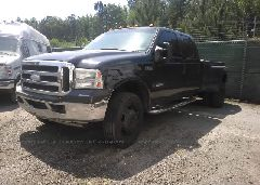 2003 FORD F550 - 1FDAW57P13ED27528 Right View