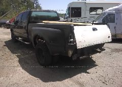 2003 FORD F550 - 1FDAW57P13ED27528 [Angle] View