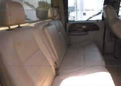2003 FORD F550 - 1FDAW57P13ED27528 inside view