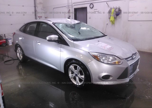 Inventory #167476510 2013 FORD FOCUS