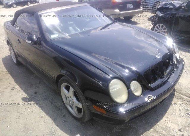 Inventory #722455292 2002 Mercedes-benz CLK