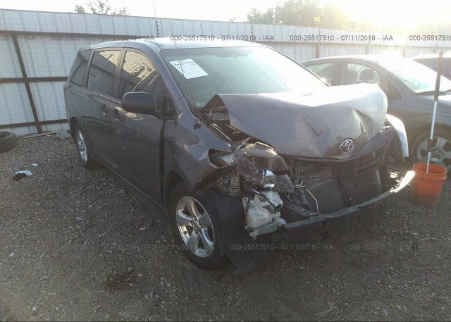 Inventory #824461323 2014 Toyota SIENNA