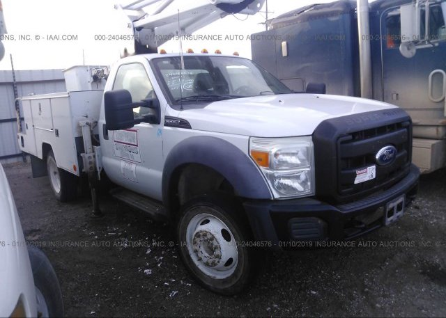 Inventory #943007170 2011 FORD F550