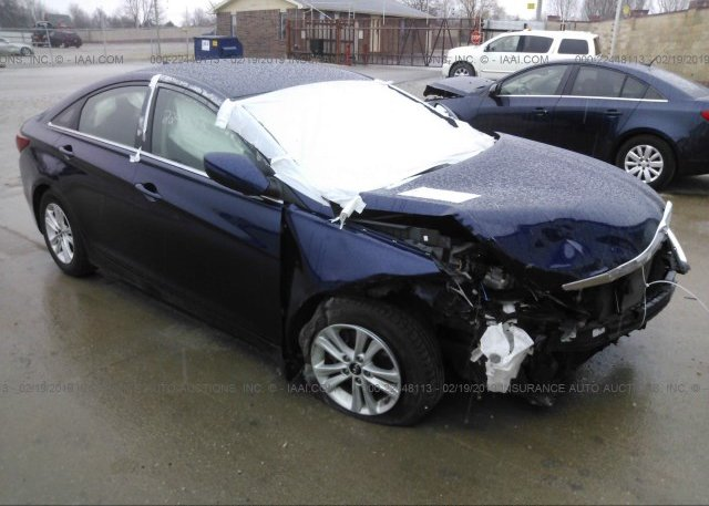 Inventory #411348875 2013 Hyundai SONATA