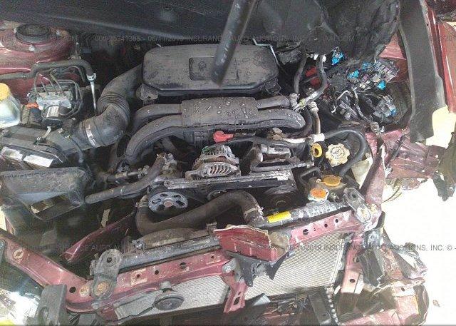 2012 Subaru OUTBACK - 4S4BRBCCXC3292836
