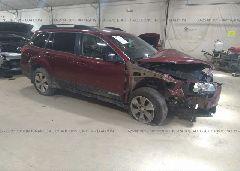 2012 Subaru OUTBACK - 4S4BRBCCXC3292836 Left View