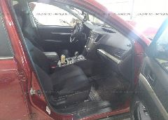 2012 Subaru OUTBACK - 4S4BRBCCXC3292836 close up View