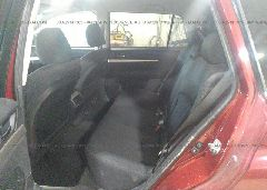 2012 Subaru OUTBACK - 4S4BRBCCXC3292836 front view