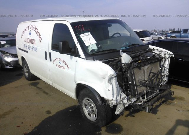 Inventory #274672965 2015 Chevrolet EXPRESS G2500