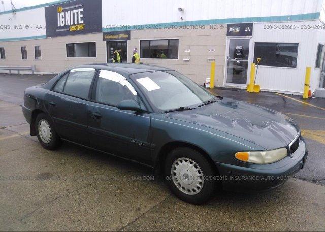 Inventory #273319996 2000 Buick CENTURY