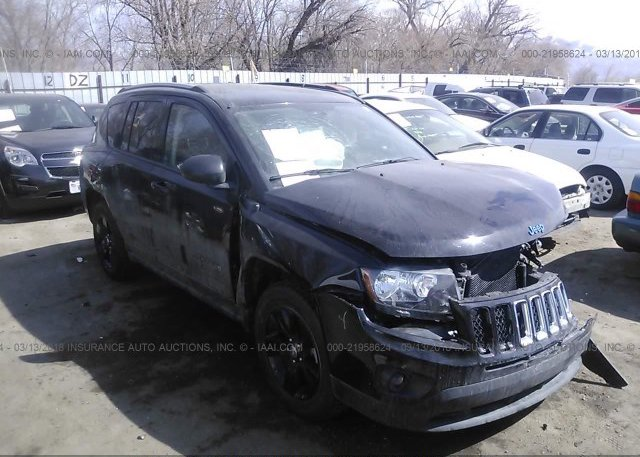 Inventory #836036722 2016 JEEP COMPASS
