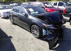 2016 Lexus ES - 58ABK1GG5GU001809 Left View