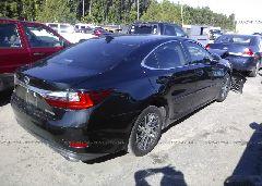 2016 Lexus ES - 58ABK1GG5GU001809 rear view