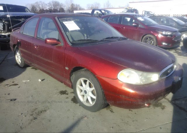 Inventory #231517539 1998 FORD CONTOUR
