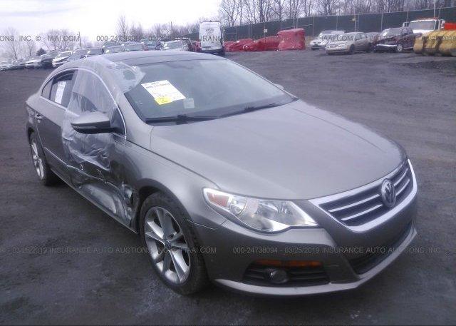 Inventory #376459608 2009 Volkswagen CC