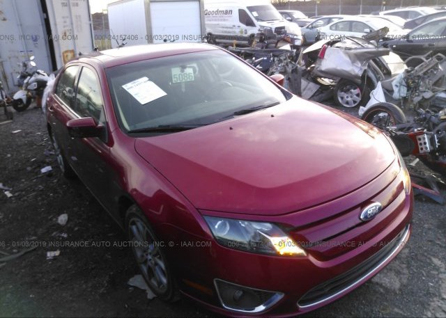 Inventory #642919009 2011 FORD FUSION