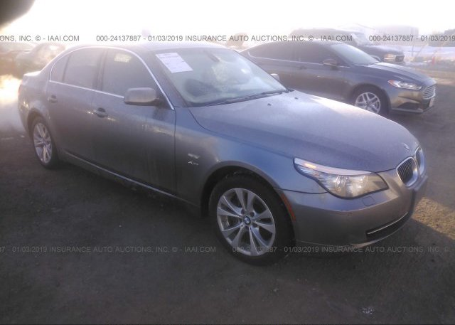 Inventory #734564285 2009 BMW 535