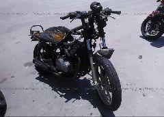 1983 Kawasaki KZ550
