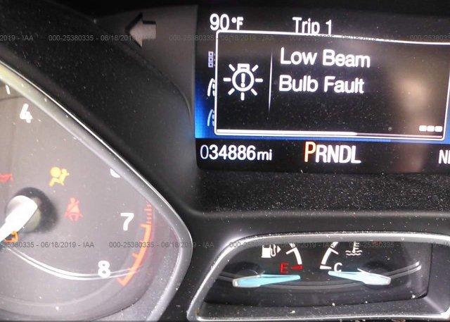 1FADP3F26JL212821, gray Ford Focus at LAKE CITY, GA on online