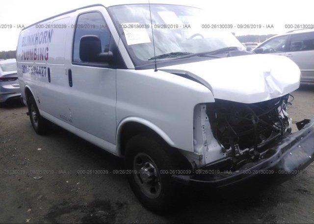 Inventory #797572591 2012 Chevrolet EXPRESS G2500