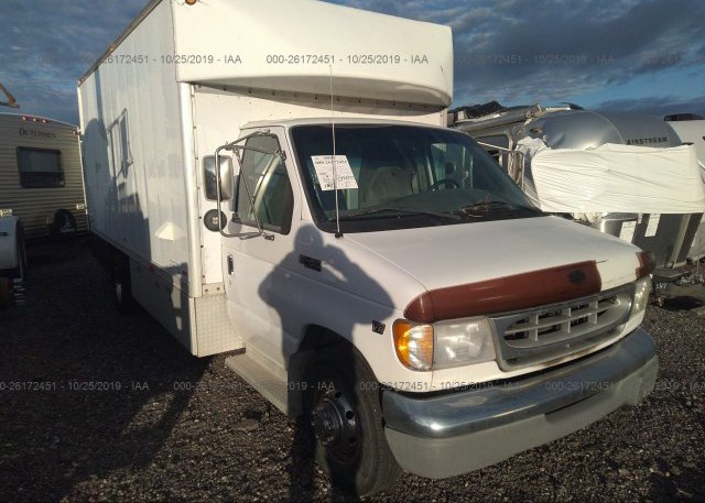 Inventory #839951330 2000 FORD ECONOLINE