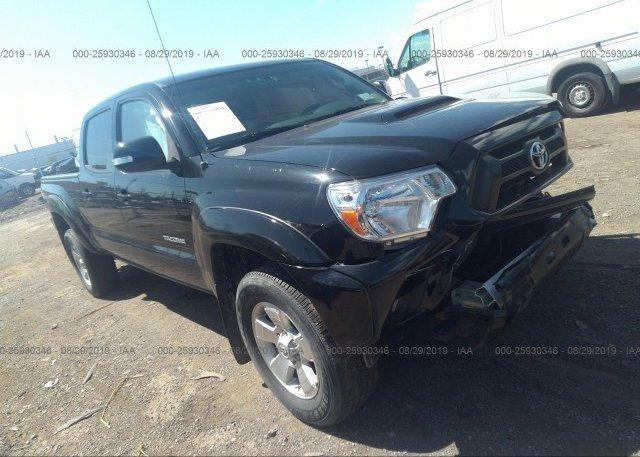 Inventory #849501492 2015 Toyota TACOMA