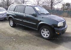 2001 Suzuki GRAND VITARA - JS3TX92V514101682 Left View