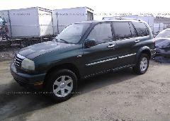 2001 Suzuki GRAND VITARA - JS3TX92V514101682 Right View