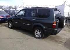 2001 Suzuki GRAND VITARA - JS3TX92V514101682 [Angle] View