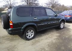 2001 Suzuki GRAND VITARA - JS3TX92V514101682 rear view
