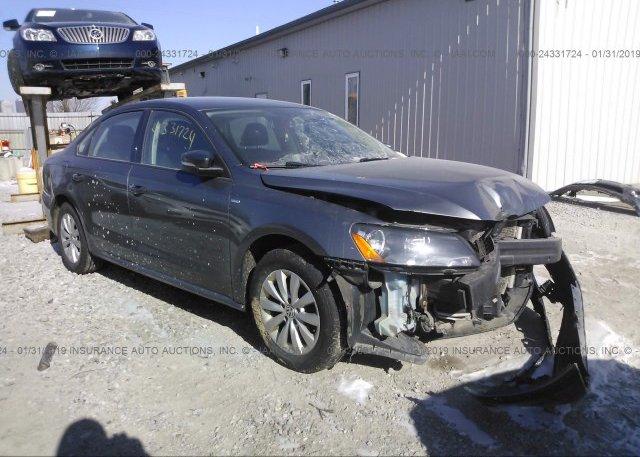 Inventory #841042910 2014 Volkswagen PASSAT