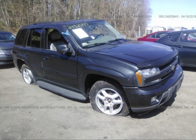 Inventory #197389805 2005 Chevrolet TRAILBLAZER