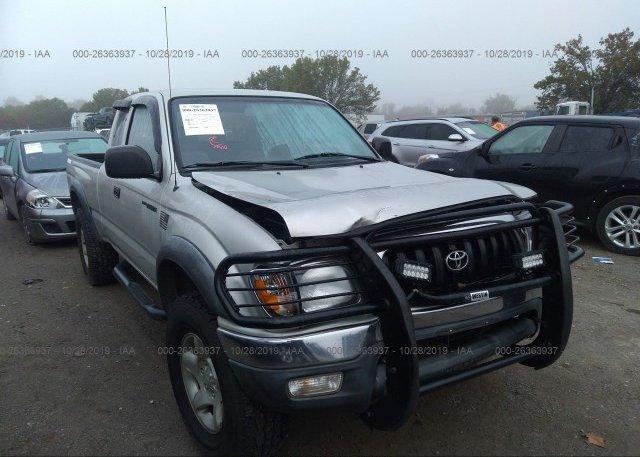 Inventory #317134078 2002 Toyota TACOMA