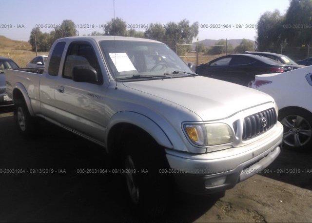 Inventory #800501632 2002 Toyota TACOMA