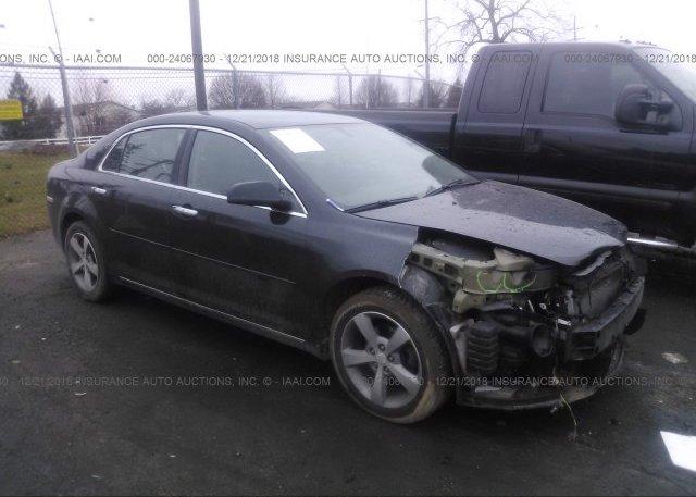 Inventory #439362030 2012 Chevrolet MALIBU