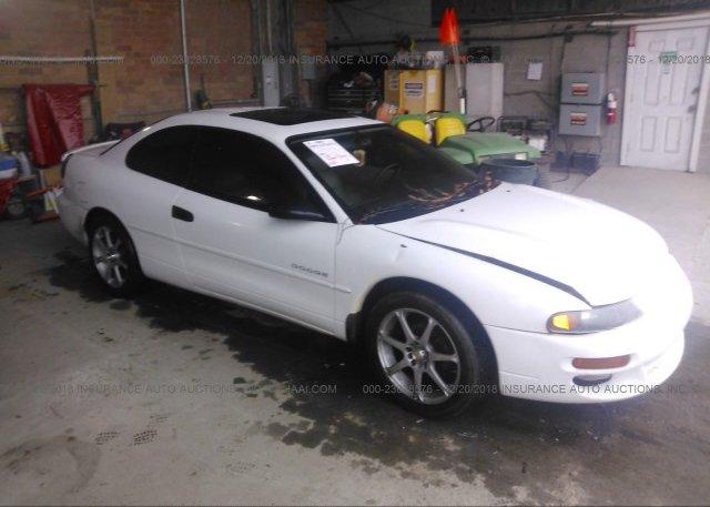 Inventory #220918215 1999 Dodge AVENGER