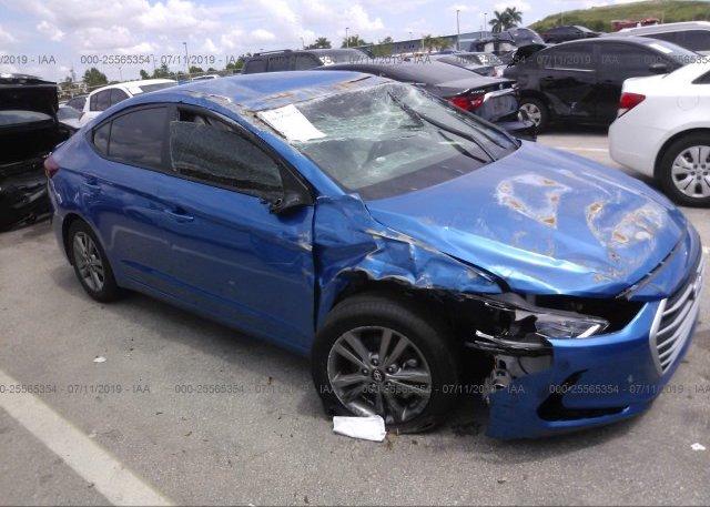 Inventory #563233278 2018 Hyundai ELANTRA