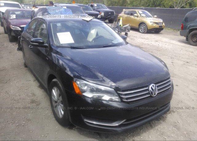 Inventory #184875939 2013 Volkswagen PASSAT