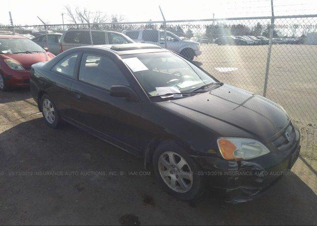 Inventory #760418519 2003 Honda CIVIC