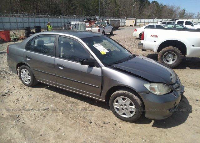 Inventory #857622800 2005 Honda CIVIC