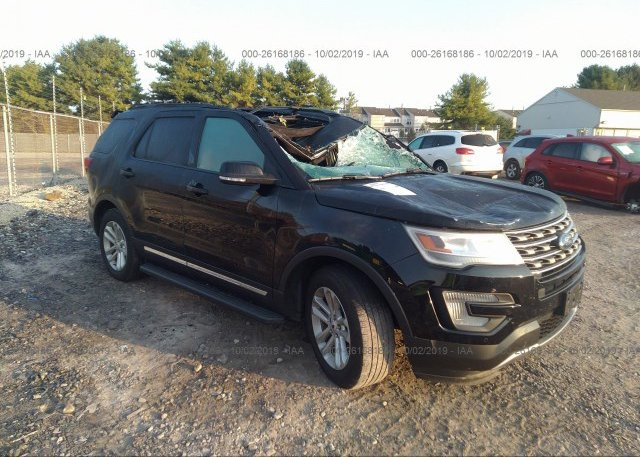Inventory #310662800 2017 FORD EXPLORER