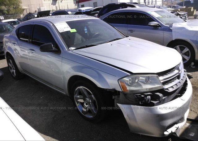 Inventory #673412625 2011 Dodge AVENGER