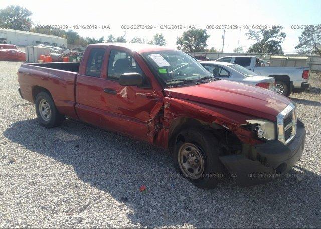Inventory #274879817 2006 Dodge DAKOTA