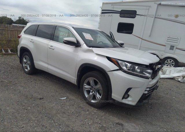 Inventory #720300681 2018 Toyota HIGHLANDER