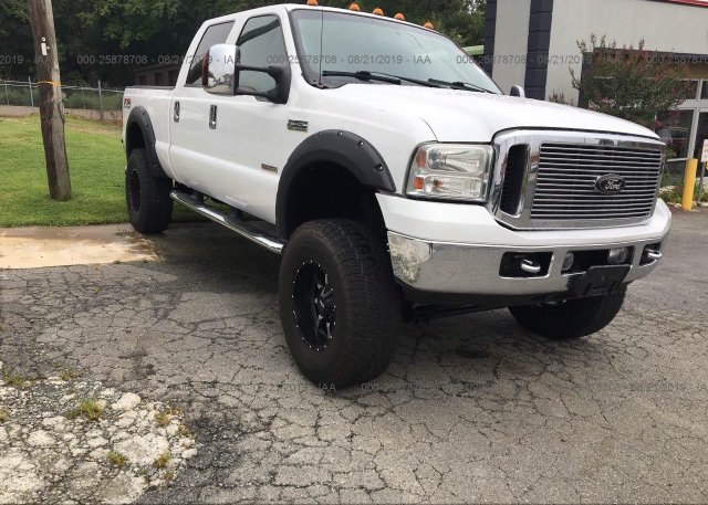 Inventory #296117971 2007 FORD F350