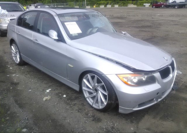 Inventory #755630300 2007 BMW 328